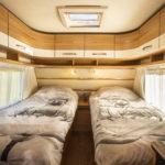 Caravan bed 3