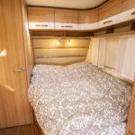 Caravan bed 2